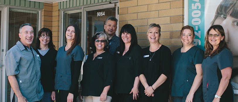 Young Street Dental Team. Chilliwack