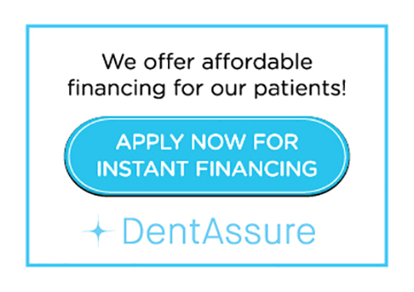 DentAssure Financing Website